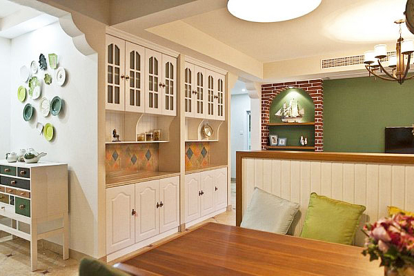 成都海伦国际别墅装修效果图案例-别墅设计